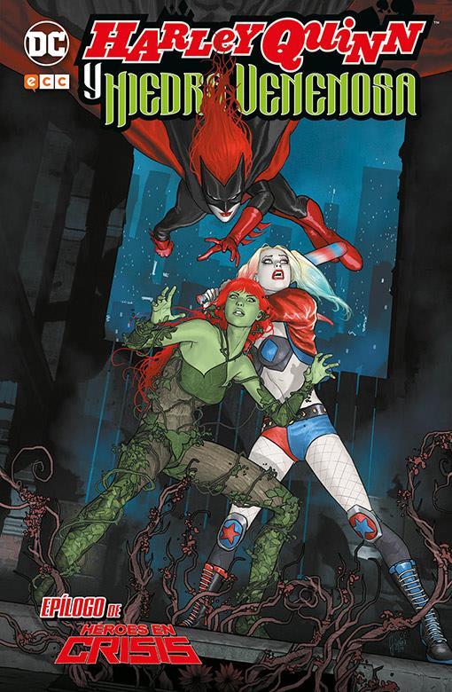 Harley Quinn y Hiedra Venenosa (Héroes en Crisis)