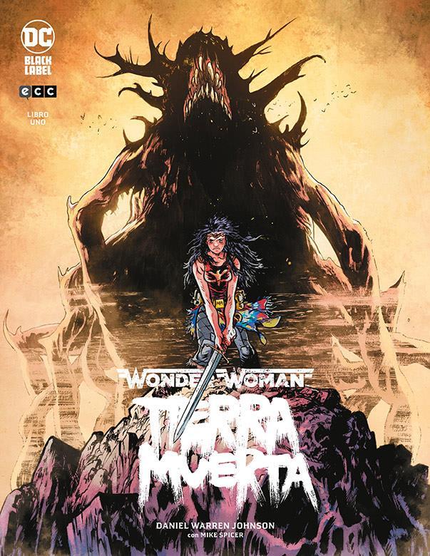 Wonder Woman: Tierra muerta