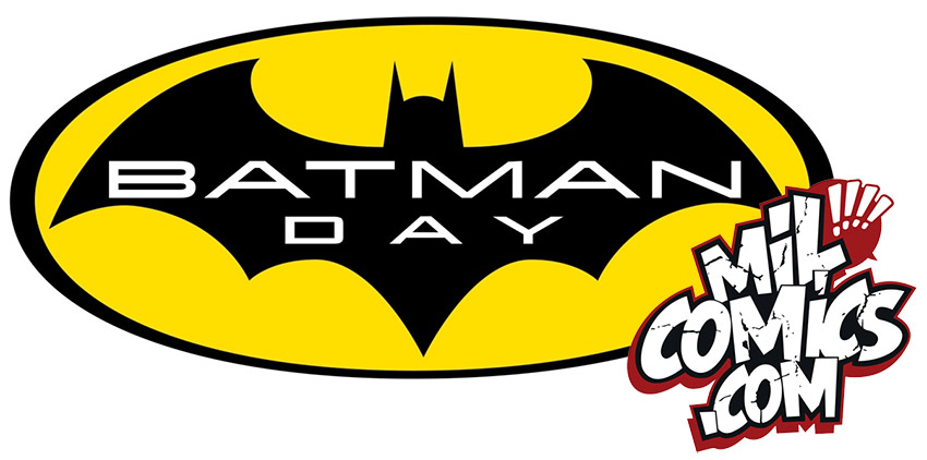 Batman Day 2020 en Milcomics