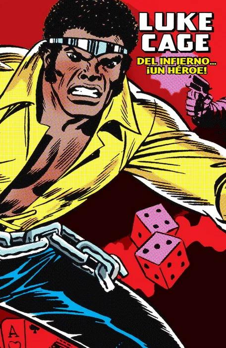 Marvel Limited Edition: Luke Cage (Panini Cómics)