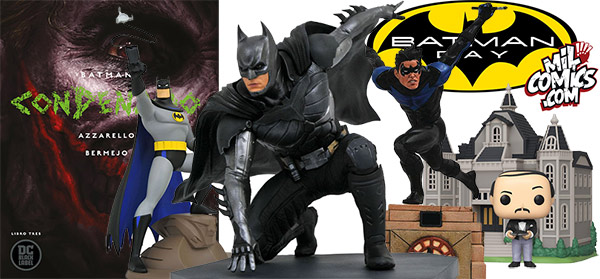 Sorteos Batman Day MilCömics