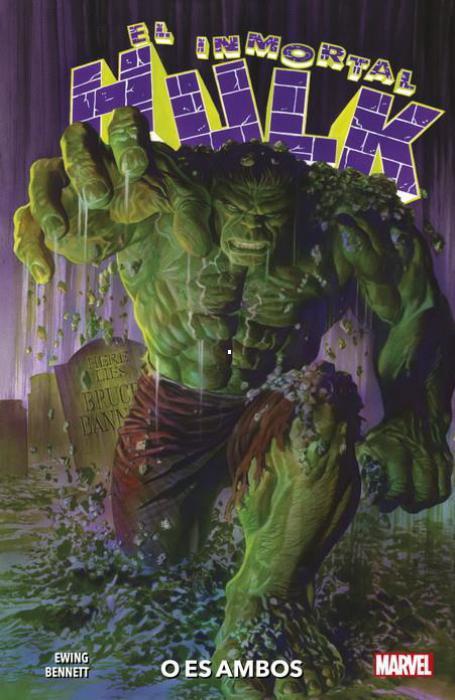 El Inmortal Hulk (Marvel Premiere)